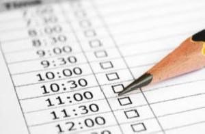 اصل مهم درباره مدیریت زمان