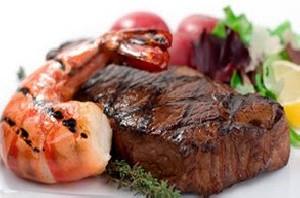انتخاب رژیم غذایی حاوی پروتئین