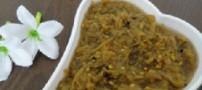 ترشی بادنجان کبابی خوشمزه