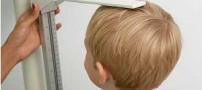 رشد قدی کودکان در سال باید چگونه باشد؟