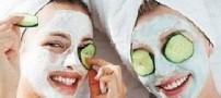 ماسکهایی برای پوستهای جوشدار