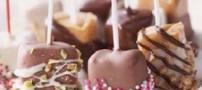طرز تهیه شکلاتهای کاراملی