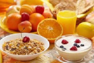 کنترل اشتها با خوردن صبحانه