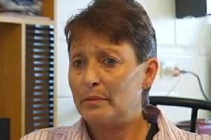 تغییر لهجه این خانم با ضربه دیدن سرش در تصادف!