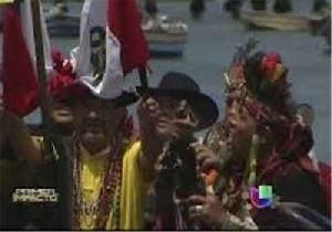 پیش بینی بسیار عجیب جادوگران پرویی آمریکای لاتین