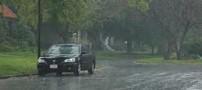 رعایت این توصیه های مهم رانندگی در هوای بارانی