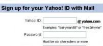 رمز عبور ایمیل یاهوی خود را تغییر دهید