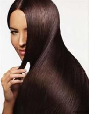 یک ترفند راحت و آسان برای صاف کردن موها در خانه