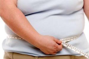 رژیم غذایی اصولی برای چاقی در ناحیه شکم