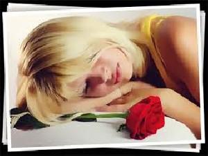 نامه عاشقانه و رمانتیک یک دختر به همسر آینده اش