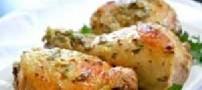دستور پخت مرغ مارینه یونانی