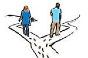 راهکارهایی برای تحمل درد طلاق