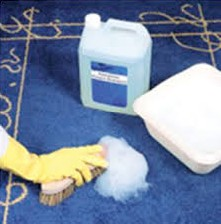 چگونه بوی نامطبوع روی فرش را از بین ببریم؟