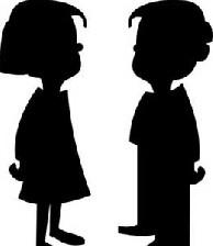 تفاوت های بارز بین دختر خانم ها و آقا پسرها!