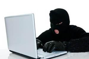 خریدهای اینترنتی یک سارق