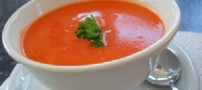سوپ رژیمی چربی سوز و دستور تهیه آن