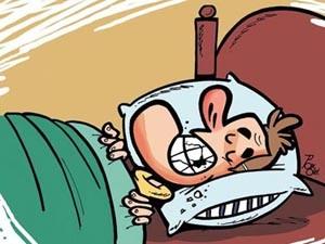 علت دندان قروچه و راه های درمان آن