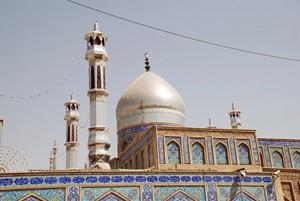 آشنایی با بقعه امامزاده حیدر (ع) در بهبهان