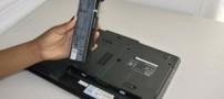 نکات مهم درباره استفاده از باتری لپ تاپ