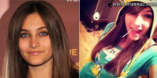 اقدام به خودکشی توسط دختر 15 ساله مایكل جكسون