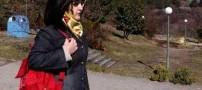 اقدام خنده دار دختران مسلمان در ترکیه (عکس)