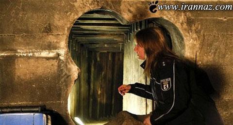 خلافکارانه ترین تونل های حفر شده در جهان!! (عکس)