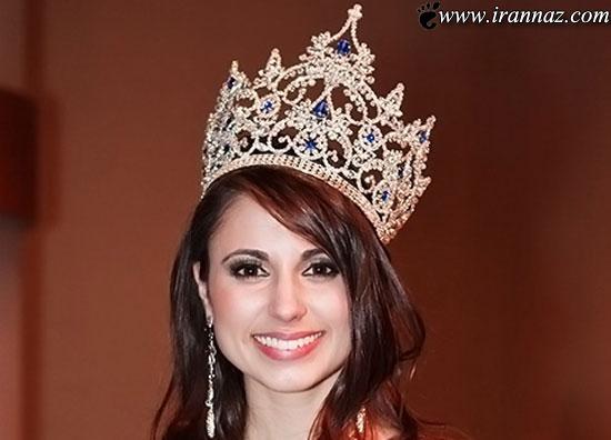 اتفاقی عجیب در رقابت های زیباترین دختر کانادا (عکس)