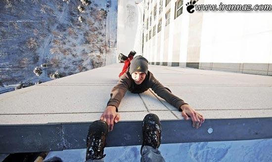عکس های ترسناک و عجیب از شجاع ترین زنان و مردان