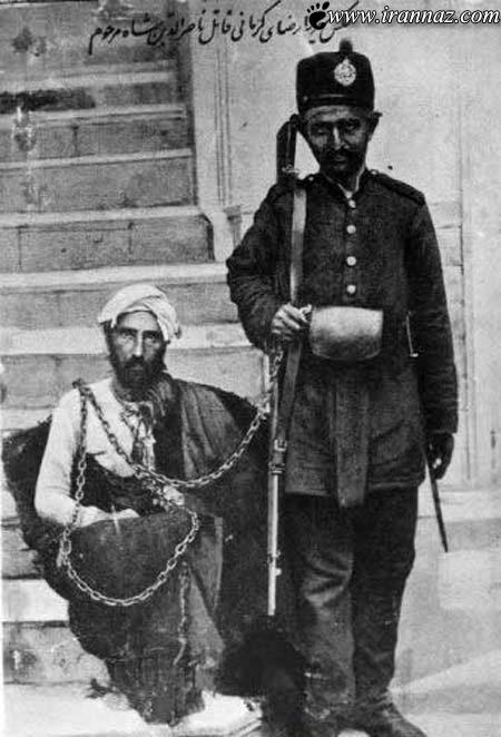 چهره ناشناخته پدر رضا شاه در تاریخ ایران!! (عکس)