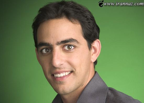 این مرد ایرانی مدیر اصلی سایت یوتیوب است!! (عکس)