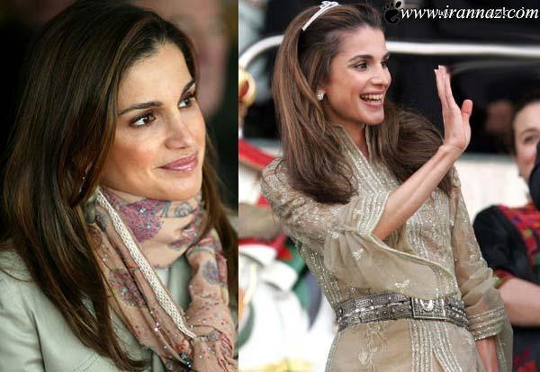 عکس هایی از معرفی زیباترین زن سرشناس عرب