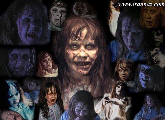 ترسناکترین دختر که حتی شما را هم ترسانده! (عکس)