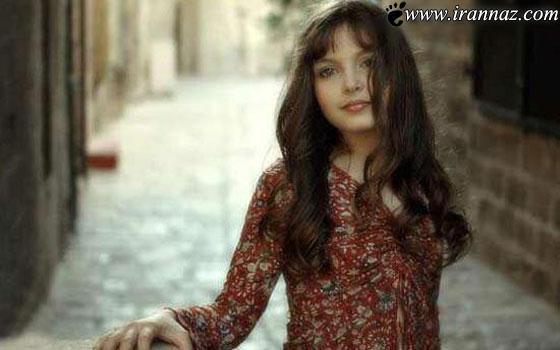 عکس های دختری که رکورد زیباترین دختر جهان را دارد