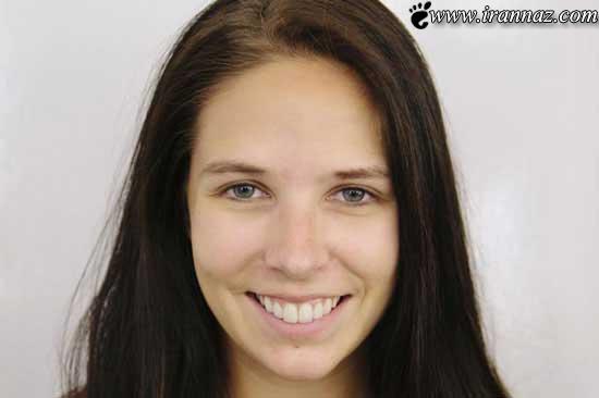 چهره ترسناک و از قبر برخاسته این زن امریکایی! (18+)