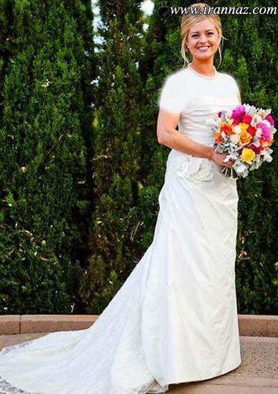 اقدام جالب دختری 30 ساله برای عروسی اش (عکس)