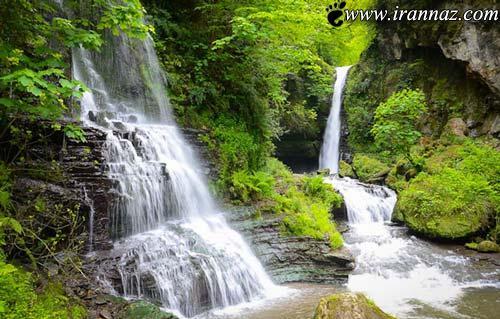 عکس های دلنشین از طبیعت زیبای حویق در گیلان