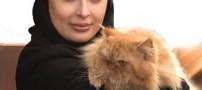 بازگشت نیوشا ضیغمی به عرصه سینما با گربه جدیدش