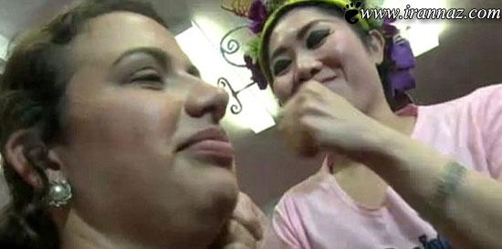 باورنکردنی از عجیب ترین روشهای زیبایی زنان! (تصویری)