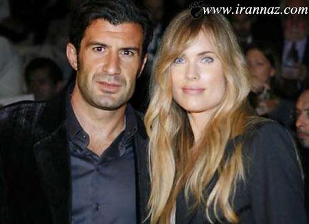 معرفی همسران فوتبالیست های سرشناس (+تصاویر)