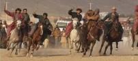 ورزش عجیب اما بسیار جالب و پرطرفدار افغانها (عکس)