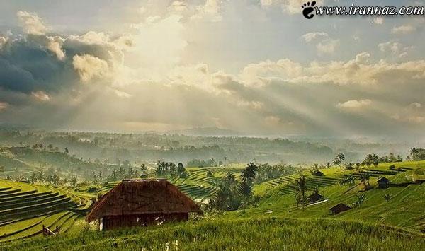 عکس هایی از چشم اندازهای زیبا و حیرت انگیز طبیعت
