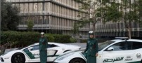 لامبورگینی و فراری خفن در اختیار زنان پلیس (عکس)