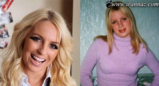 درآمد بالای این زن جوان بخاطر شباهت به بریتنی اسپیرز