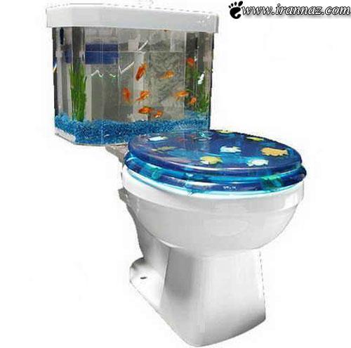 عکس های خنده دار از مسخره ترین توالت های فرنگی!