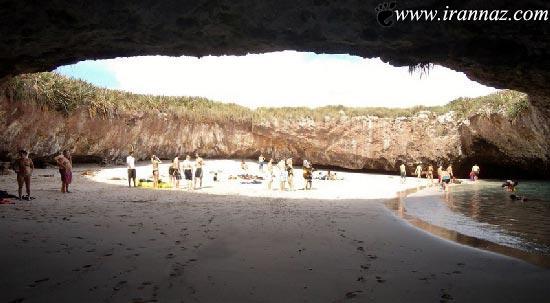 دلایل جالب و باورنکردنی پیدایش ساحل عشق! (عکس)
