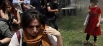 این دختر عامل اصلی انقلاب اخیر در ترکیه است(عکس)