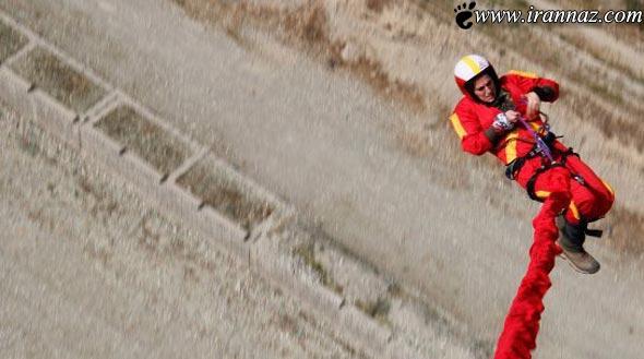 مأموریت غیر ممکن این دختر 23 ساله ایرانی! (+تصاویر)
