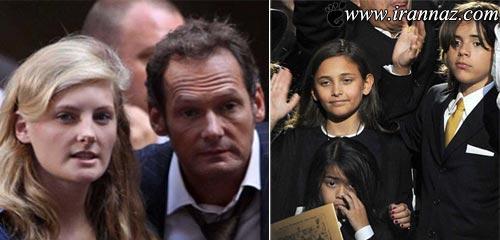 این مرد ادعا میکند که پدر فرزندان مایکل جکسون است!