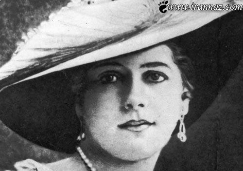 فعالیت قدیمی ترین زن جاسوس جهان به عنوان رقاص!!