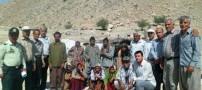 پیدا شدن یک خانواده 10 نفری پس 70 سال در کوه ها